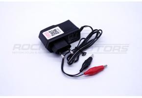 Зарядное устройство для аккумулятора 12V1A (без гарантии)