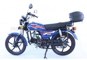 Мопед ORION-50B (ALFA-11) (синий)