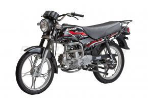 Мотоцикл STELS GRYPHON ORION-125 МИРАЖ (красный) ПТС