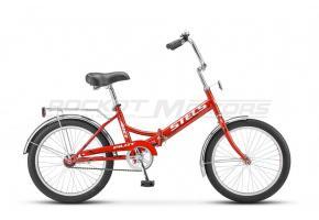 Велосипед Stels Pilot-410 20'' малиновый