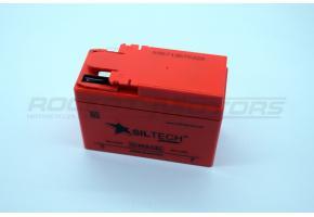 Аккумулятор  3,5 Ah/12V SILTECH GEL 12035 (для Honda AF-34) 114*49*87/50