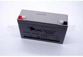 Аккумулятор  12 Ah/6V SILTECH SPS 612 (для детских эл. авто)