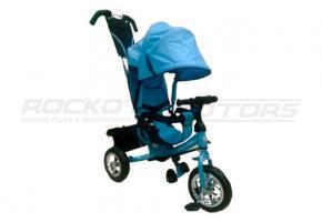 Велосипед LEXX Trike 3-х колесный 950-D (синий) 2шт в коробке