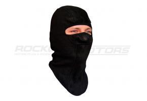 Подшлемник утеплённый размер 56-58 (черный)
