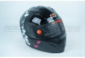 Шлем интеграл ORIGINE Tonale Geisha XL (глянцевый)