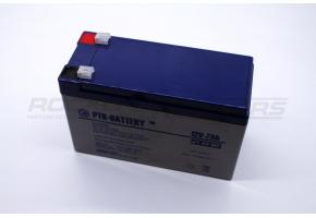 Аккумулятор   7 Ah/12V PTK BATTERY DT1207 (для электро велосипедов)
