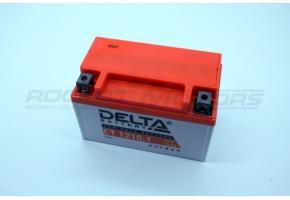 Аккумулятор 10 Ah/12V DELTA CT-1210.1 (YTZ10S) [д150ш87в93/190]