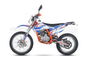 Мотоцикл кроссовый KAYO T2 250 MX 21/18 ПТС (2019г)