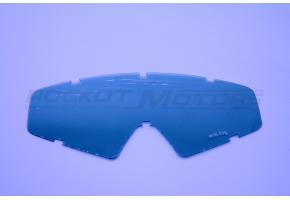 Светофильтры к очкам YH-70, прозрачное стекло с серебряным напылением