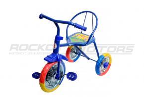 Велосипед 3-х колесный (8 шт. в коробке)