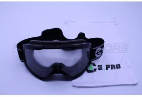 Очки кроссовые STELS YH-186 (черный)