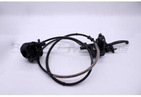 Тормозная система гидравлическая, заднего тормоза ATV  70-125Utt (L=1600)