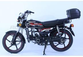 Мопед ORION-50B (ALFA-11) (черный)