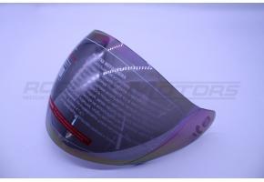 Стекло для шлема MO 120 Радужный MICHIRU (закрытый)