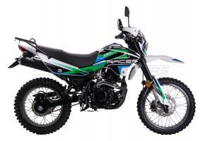 Мотоцикл RACER PANTHER-250 ПТС (зеленый)
