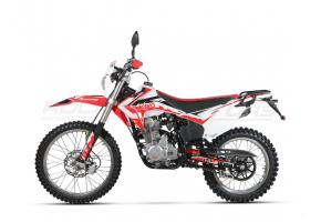 Мотоцикл кроссовый KAYO T2-G 250 ENDURO 21/18 ПТС (2019г)