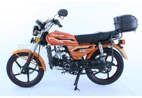Мопед ORION-50B (ALFA-11) (оранжевый)
