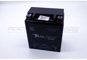 Аккумулятор  7 Аh/12V SILTECH VRLA 1207.1 (ВЫСОКИЙ) 113*70*132/100
