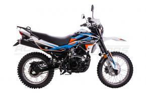 Мотоцикл RACER PANTHER-250 ПТС (голубой)