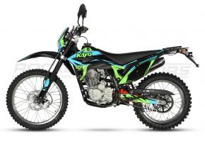 Мотоцикл кроссовый KAYO T2 250 ENDURO 21/18 ПТС 172FMM (2020 г.)