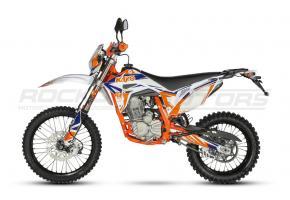 Мотоцикл кроссовый KAYO T4 250 ENDURO 21/18 ПТС 172FMM (2020 г.)