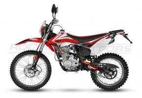 Мотоцикл кроссовый KAYO T2-G 250 ENDURO 21/18 ПТС (2020 г.)