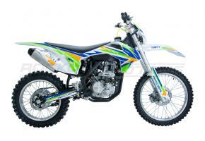 Мотоцикл RACER SR-X2 Cross X2 (зеленый)