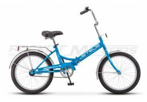 Велосипед Stels Pilot-410 20'' синий