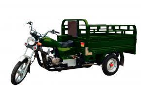 Мотоцикл STELS ДЕСНА-200 трицикл ПТС (зеленый)