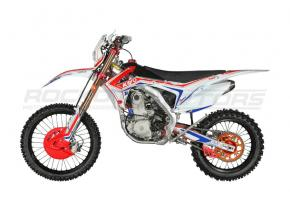 Мотоцикл кроссовый KAYO T6 450 ENDURO 21/18 Спортинвентарь (2020 г.)