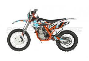 Мотоцикл кроссовый KAYO K6-L 250 ENDURO 21/18 Спортинвентарь (2020 г.)