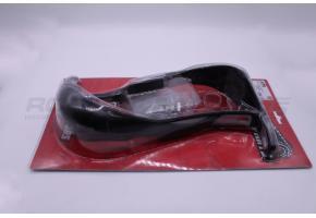 Защита рук TTR/KAYO HP03 черные армированные SM-PARTS