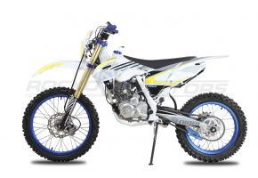 Мотоцикл кроссовый ATAKI DR 250 Enduro 21/18 Спортинвентарь 172FMM (2020 г.)