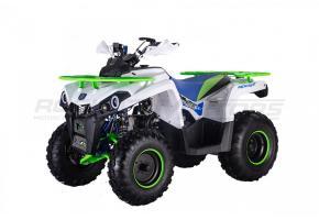 Квадроцикл ROCKOT HAMMER-200 LUX Белый (Комплект запчастей, 2021г.)