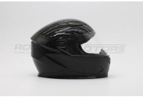 Шлем интеграл VEGA PD-129 (XXL) (черный глянцевый)