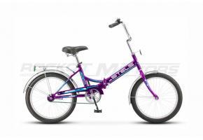 Велосипед Stels Pilot-410 20'' фиолетовый