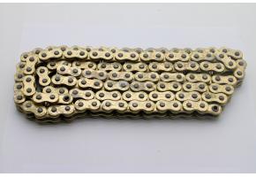 Цепь приводная 520H-O 120L SFR (сальники, золотая)