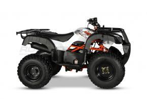 Квадроцикл KAYO BULL-150 (Комплект запчастей, 2021 г.)