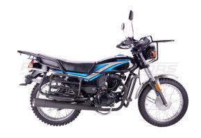 Мотоцикл RACER TOURIST-150 ПТС (черный)