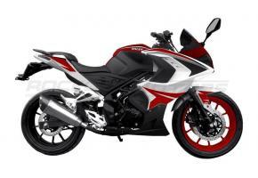 Мотоцикл RACER STORM-250 ПТС (красный)