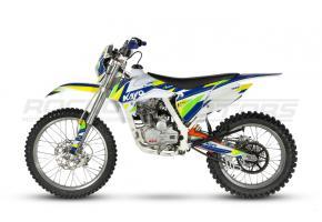 Мотоцикл кроссовый KAYO K1 250 MX 21/18 Спортинвентарь (2021 г.)