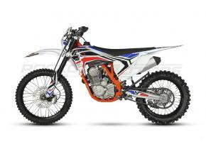 Мотоцикл кроссовый KAYO K4 250 MX 21/18 172FMM Спортинвентарь (2021 г.)