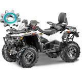 Запчасти ATV 800 GUEPARD