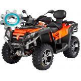 Запчасти ATV 500-625-800 CF-moto