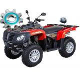 Запчасти ATV 600-700-800 D, GT, GT1