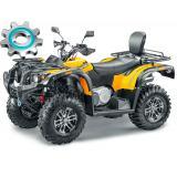 Запчасти ATV 600 LEOPARD STELS (YINXIANG)