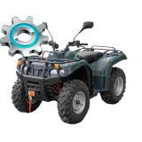 Запчасти ATV 400 H STELS